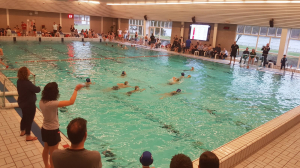 Mini waterpolotoernooi