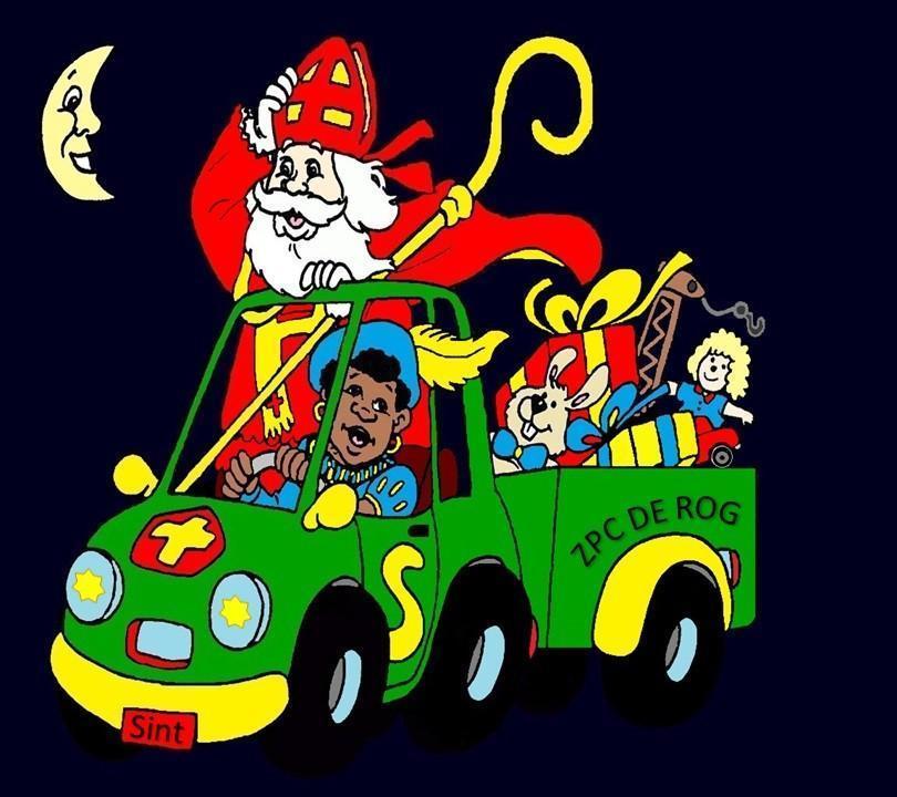 Sinterklaas komt weer naar Nederland!